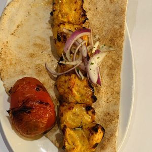 One Skewer Joujeh Kabab (a la carte)